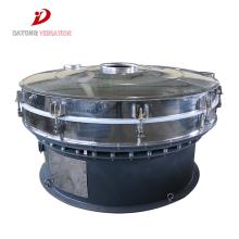 High efficiency ultrasonic screen for superfine powder
