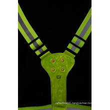 Reflective Safety Vest for Runners