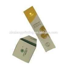 Подгонянный Цвет!Лучшей Цене Высочайшее Качество Косметической Упаковки Бумажные Коробки