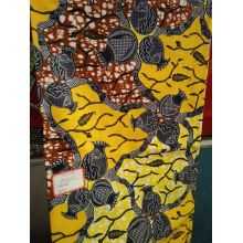 African clothes Fabrics Cotton Wax Printing