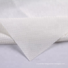 Woven Basketweave Fabric for Casket