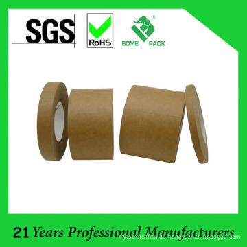 Verstärktes gummiertes Kraftpapierband