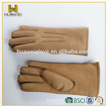 Wholesale Women's Double face gloves Winter working gloves