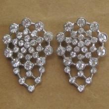 diamond rhinestone brooches