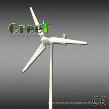 Turbine éolienne de 10kw pour le plan du système d'alimentation sur réseau