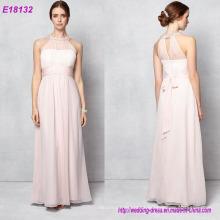 Chegada nova elegante mulheres charmoso dama de honra vestido vestido de noite