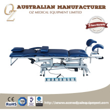 Electric Manual Hosital Beds Four Functions Hospital Examination Table