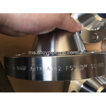 ASTM A182 S32750 F53 Stainless Steel Flange