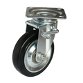 Nylon Light Duty Casters for shopping trolley