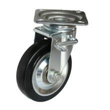 Casters Double Bearing Medium Bearing Stuty Casters