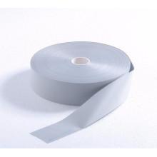 La bande réfléchissante élevée de polyester de bandes de sécurité de polyester de tissu de TC cousent des vêtements