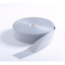 high light Reflective TC fabric polyester safety Straps Tape sew on clothes