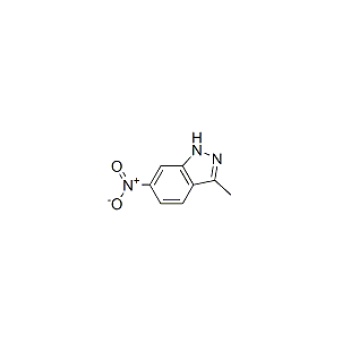 High Purity 3-Methyl-6-Nitroindazole CAS 6494-19-5