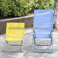 Foldable lounge chair for adult or kids.