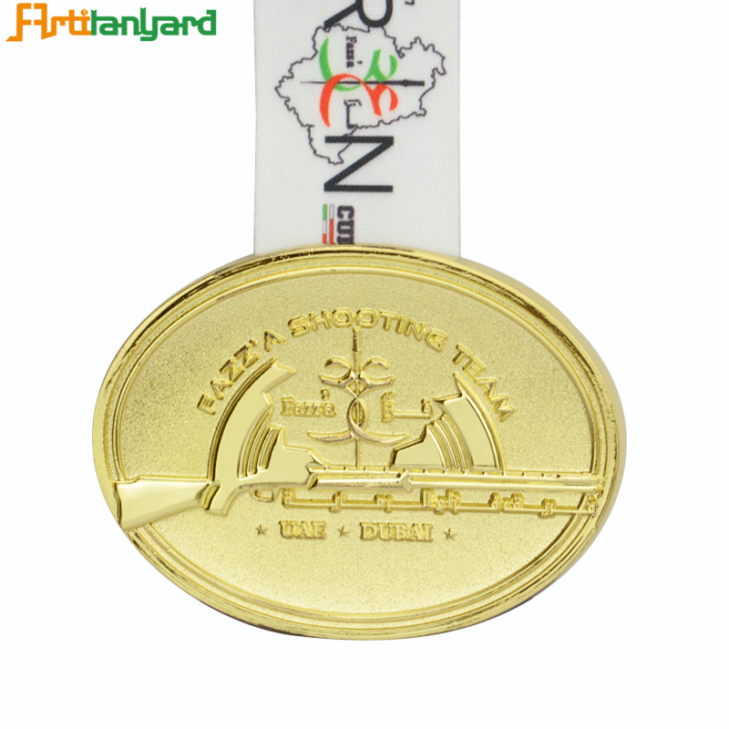 Medal Name Design By Customer