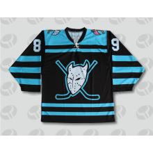 Sublimated barato libre diseñado Ice Hockey Jersey