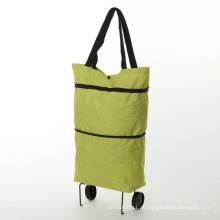 Faltbare Handtasche, Einkaufstasche Schlepper (YSSB00-15 b)