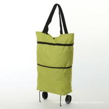 Folding Handbag, Tug Shopping Bag (YSSB00-15B)