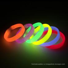 светящиеся браслеты /браслеты светятся в темноте