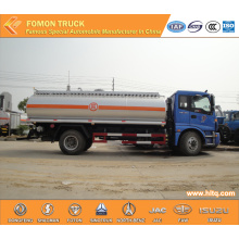 AUMAN 4X2 12000L chemical liquid transport truck