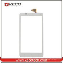 """5.5 """"pulgadas de piezas de recambio de teléfonos móviles de panel táctil de vidrio digitizador de vidrio de reemplazo para Lenovo A805e A768T Blanco"""