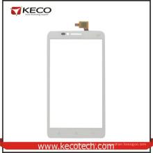 """5,5 """"дюймовый мобильный телефон запасных частей сенсорной панели стекла окуляр стекла замена для Lenovo A805e A768T белый"""