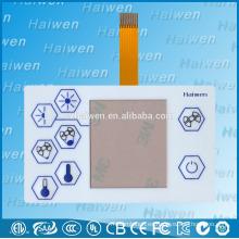 3M adhesivo FPC interruptor de membrana con ventana LCD