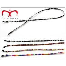 Cordon pour lunettes en fibre de verre coloré (EC-4)