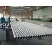 ASTM 106 B tube en acier inoxydable galvanisé à chaud