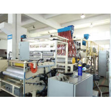 Diperbarui Tiga Sekrup 70/100 / 70A Stretch Film Machine