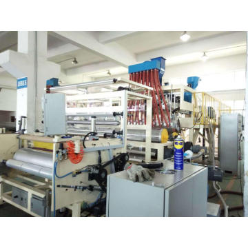 Uppdaterad Tre Skruv 70/100 / 70A Stretch Film Machine