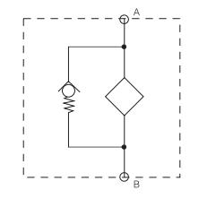 RF filter symbol