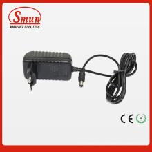 9V2a 18W adaptador de fonte de alimentação 100-240VAC parede de montagem