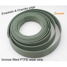 PTFE Sealing Tape with Chamfer and Diamond Shape