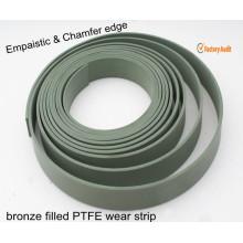 Лента запечатывания PTFE с фаской и ромбовидной формы