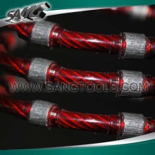Diamond Wire Saw for Poland Granite, Diamond Saw Wire Manufacturer, Construction Tools, Diamond Tools