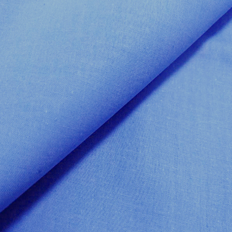 Solid Dyed C100 Percale Fabric