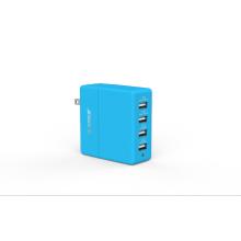 Chargeur murale coloré de modèle le plus récent 4 ports chargeur usb intelligent 34W ORICO UK4P