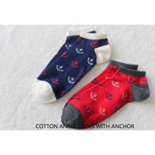 Calcetines de tobillo para hombre -2