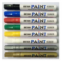 De boa qualidade Marcador de tinta de barril de alumínio