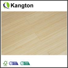 Suelo de bambú vertical natural barato de alta calidad (suelo de bambú)