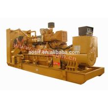 Nizza AOSIF1000KVA / 800KW Jichai Diesel-Generator-Set