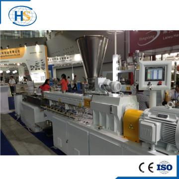 Пластиковые бусины PE Производитель Экструзионного оборудования для производства гранул