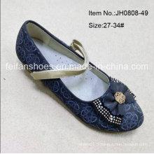 Fashion Girl Chaussures simples Princess Shoes Chaussures de danse pour enfants (FF0808-49)