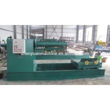 Автоматический гидравлический разматыватель с рулоноукладчиком / автоматическая размотка металлических листов