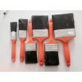 High Quality Plastic Handle Bristle Paint Brush (YY-616)