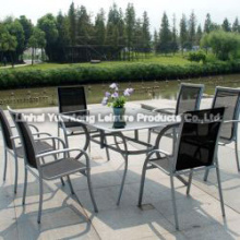 Aluminum Stacking Outdoor Chairs