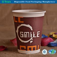 Food Grade Descartável Café Papel Cup