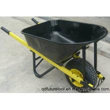 Wheelbarrow Wb8611 Wb8809 with PU Foam Wheel