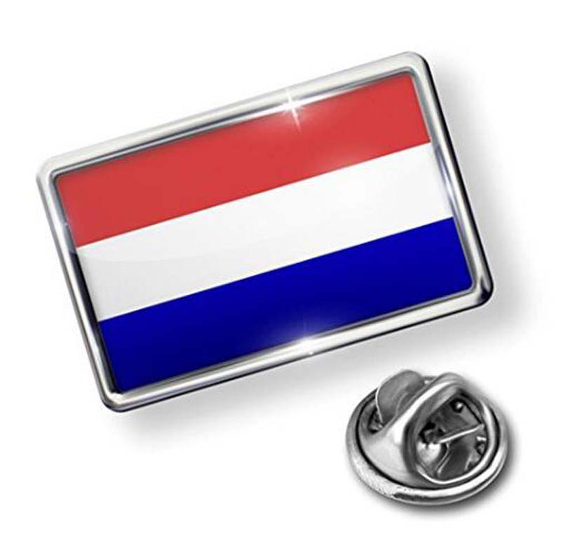 Flag Lapel Badge